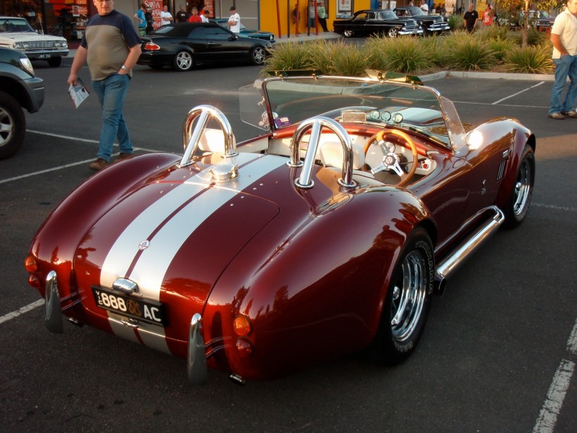 1964 AC Cobra SC302