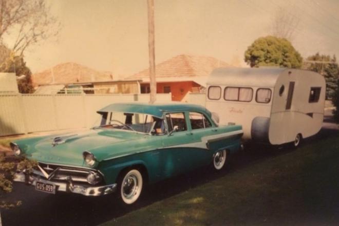 1959 Ford Star model Customline