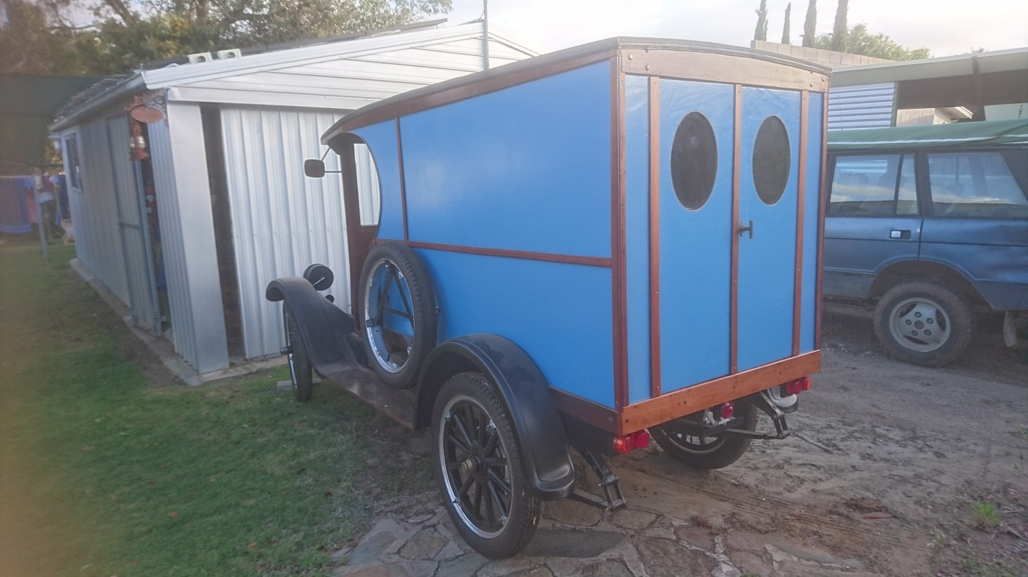 1925 Chevrolet Light Delivery