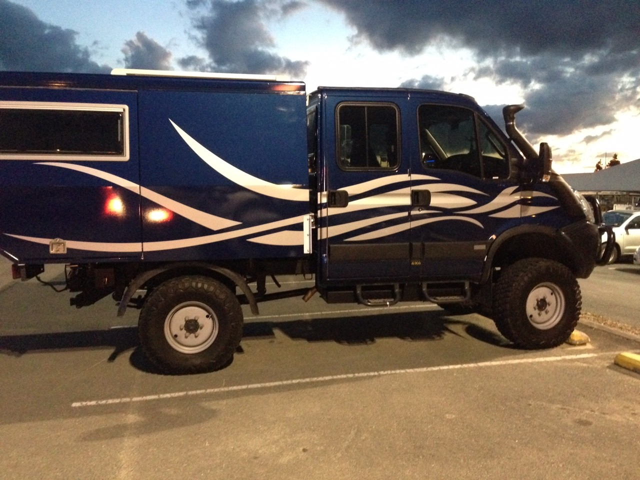 2013 Iveco daily 4x4