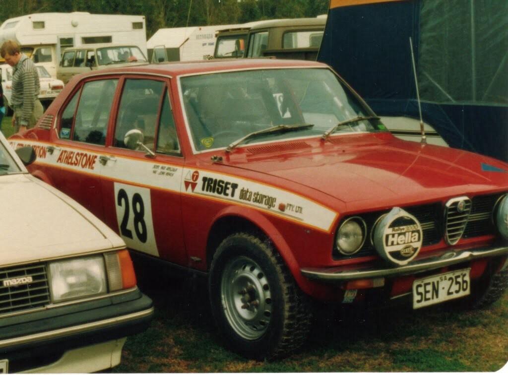 1987 Alfa Romeo ALFETTA 1.8