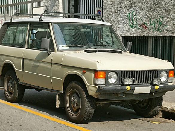 1990 range rover range rover ains500 shannons club for Garage land rover villeneuve d ascq