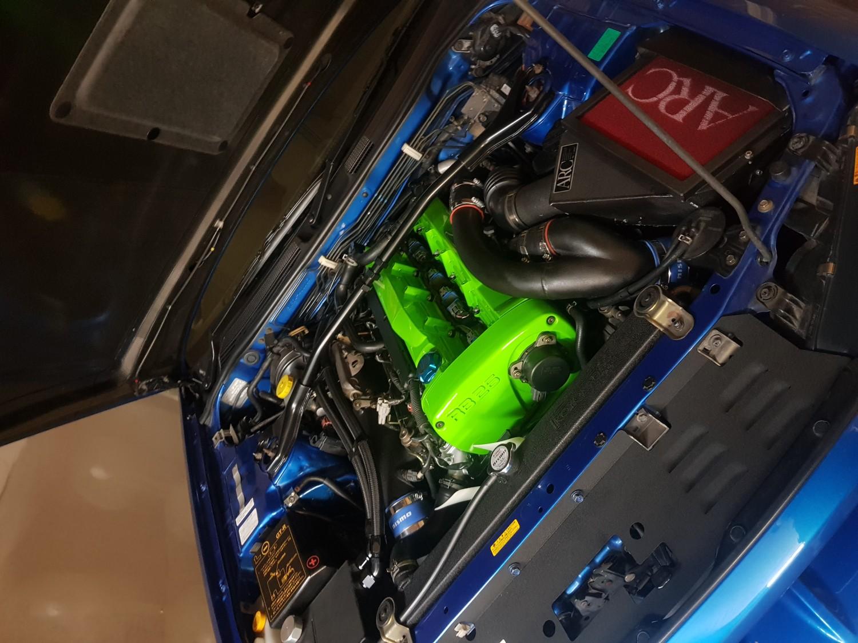 2001 Nissan R34 GTR V Spec 2