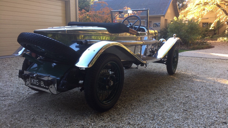 1923 Alvis 12/50 Super Sports