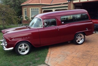 fb1e7c4359 1960 Holden FB Panel Van - beandog - Shannons Club