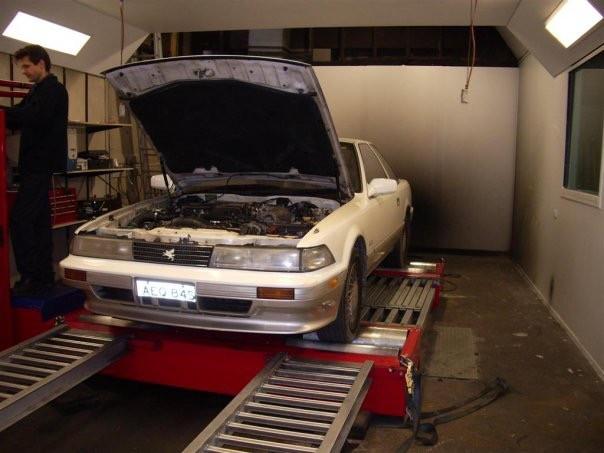1988 Toyota Soarer