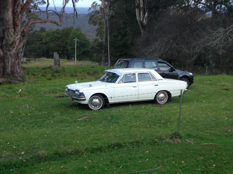 1969 Toyota CROWN DELUXE