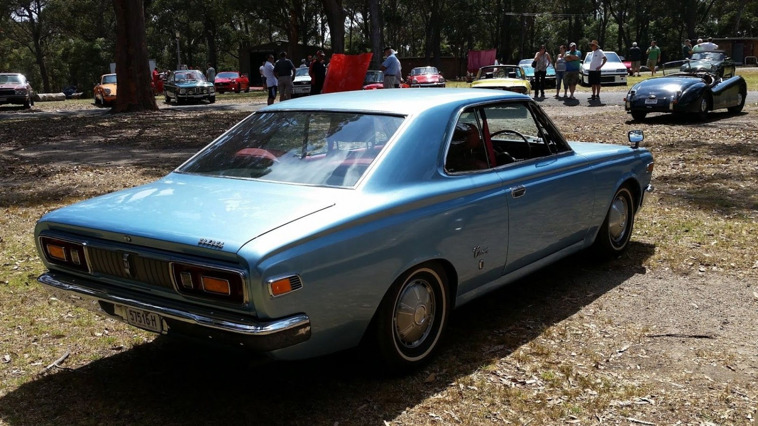 1970 Toyota Crown
