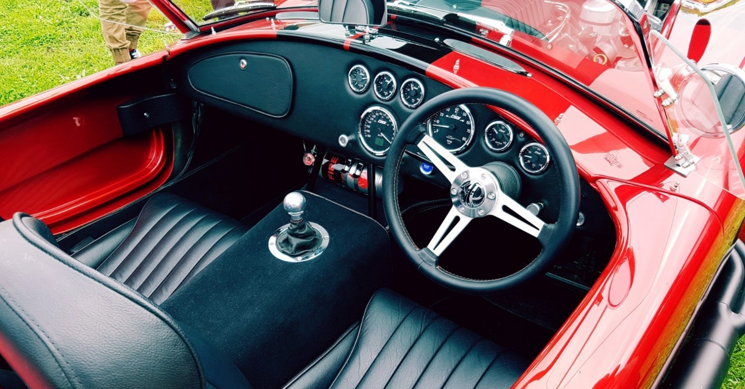 1965 AC Cobra Absolute Pace 427SC Shelby Cobra (Replica) - 2016 build