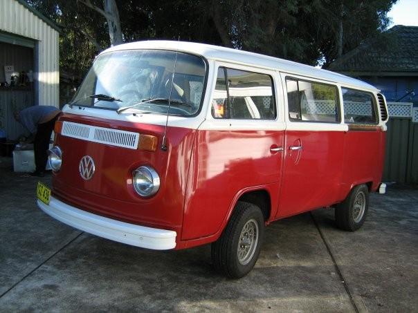 1976 Volkswagen KOMBI