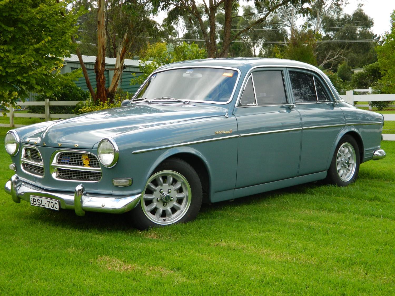 1961 Volvo 122S