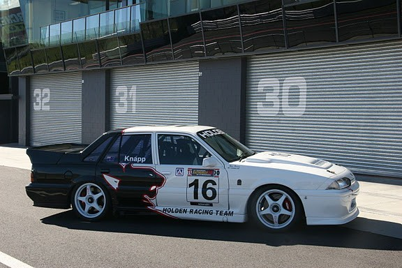 1988 Holden Special Vehicles Walkinshaw Group A 406