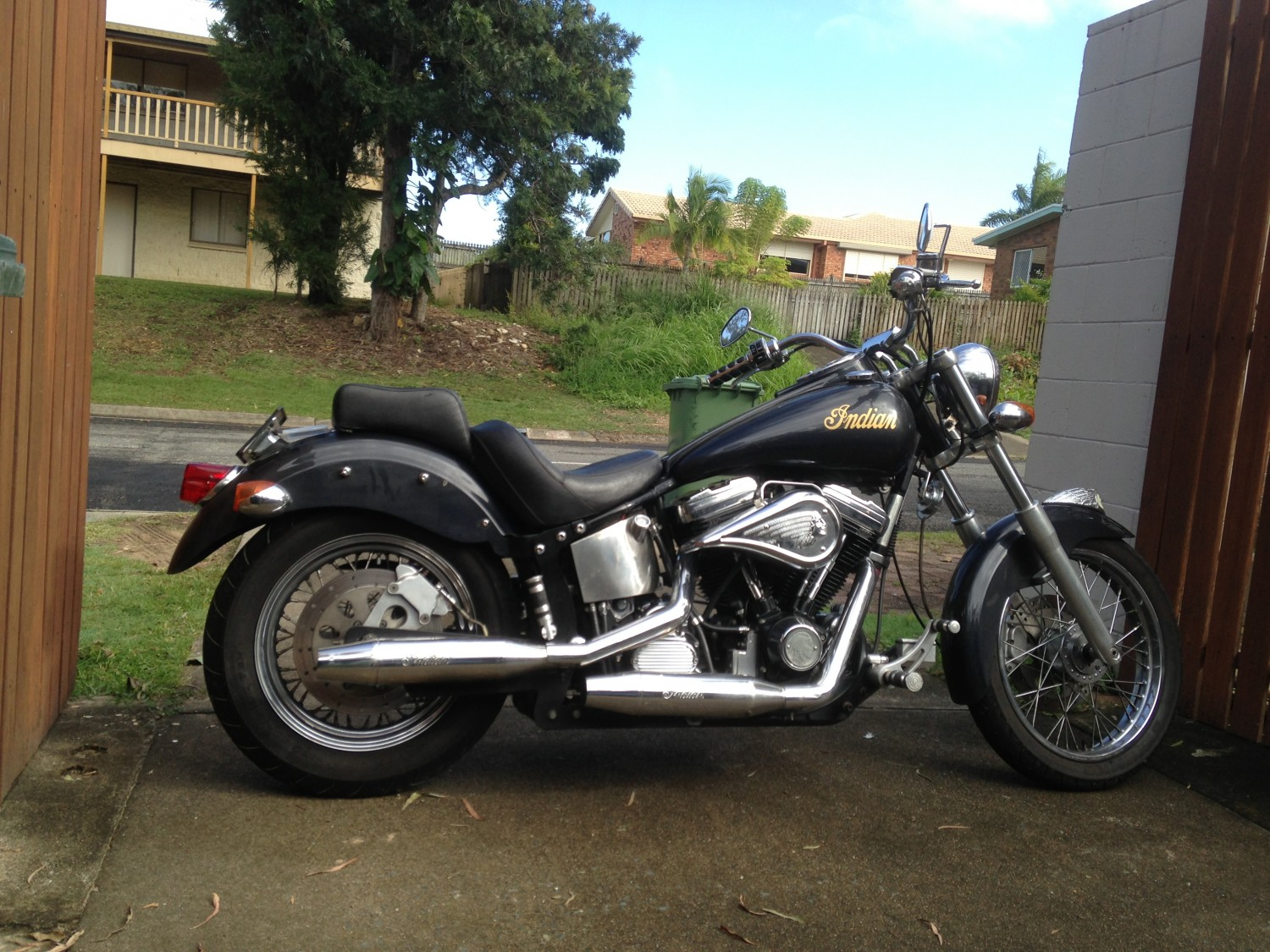 2001 Indian Scout - Scout2001 - Shannons Club-7874