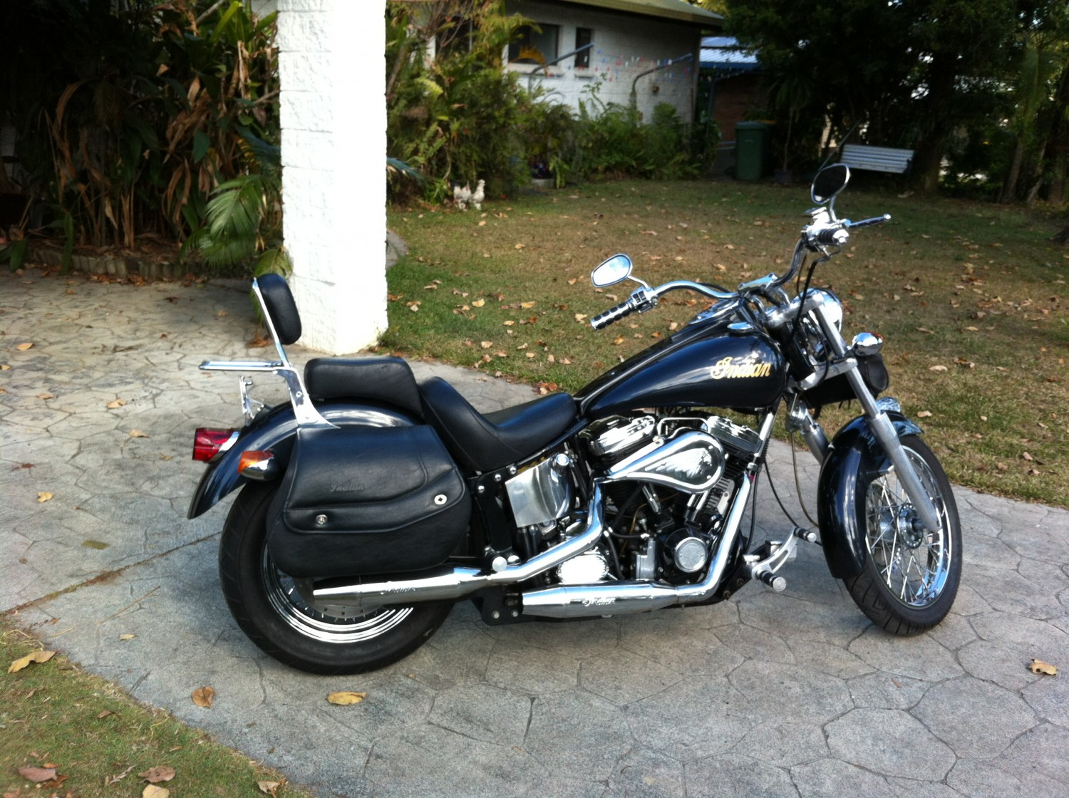 2001 Indian Scout - Scout2001 - Shannons Club-9931