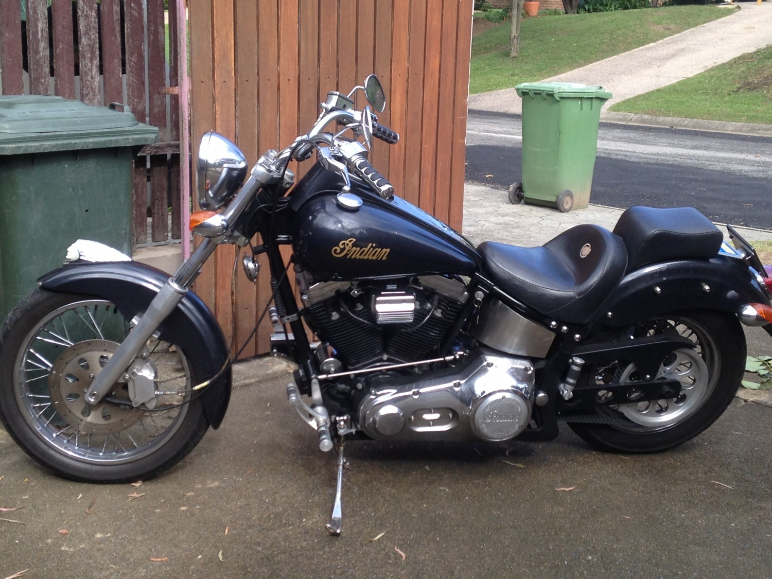 2001 Indian Scout - Scout2001 - Shannons Club-1293