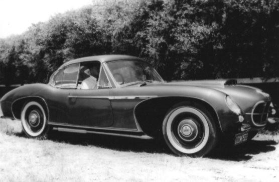1952 Jaguar Byfield One Off