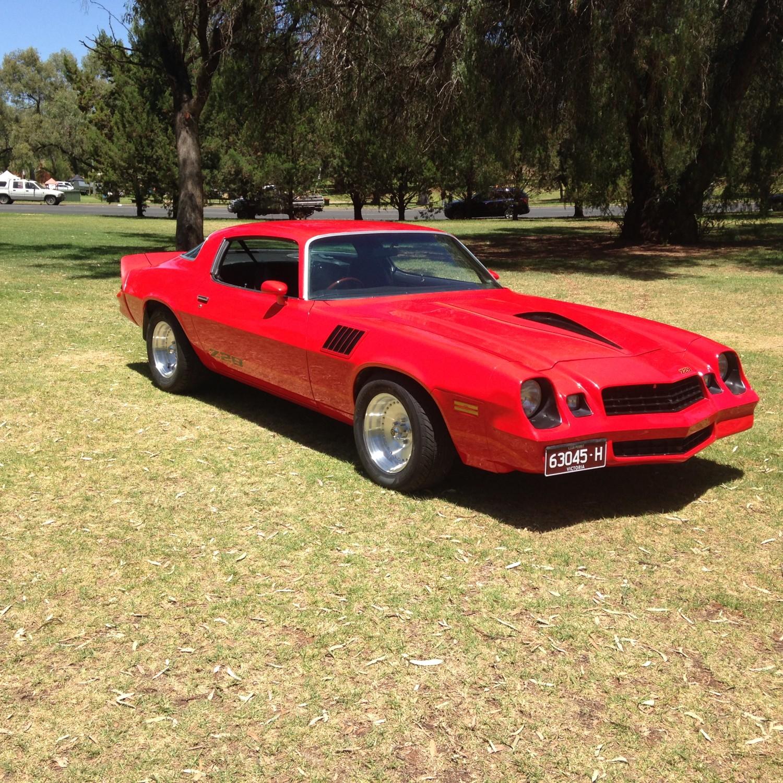 1978 Chevrolet CAMARO Z28 - TerryLinda - Shannons Club