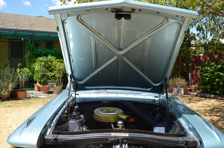 1963 Ford Mercury Comet