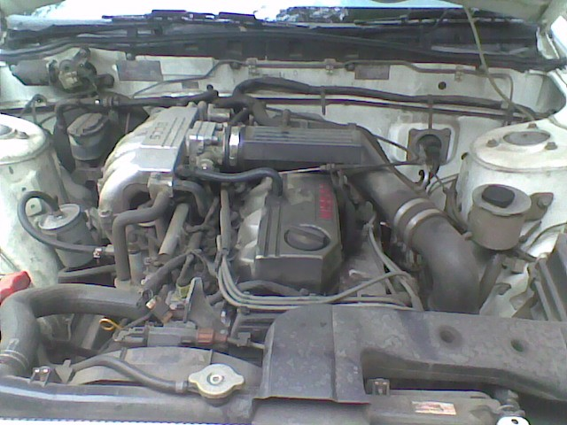 1990 Nissan Skyline R31 GXE