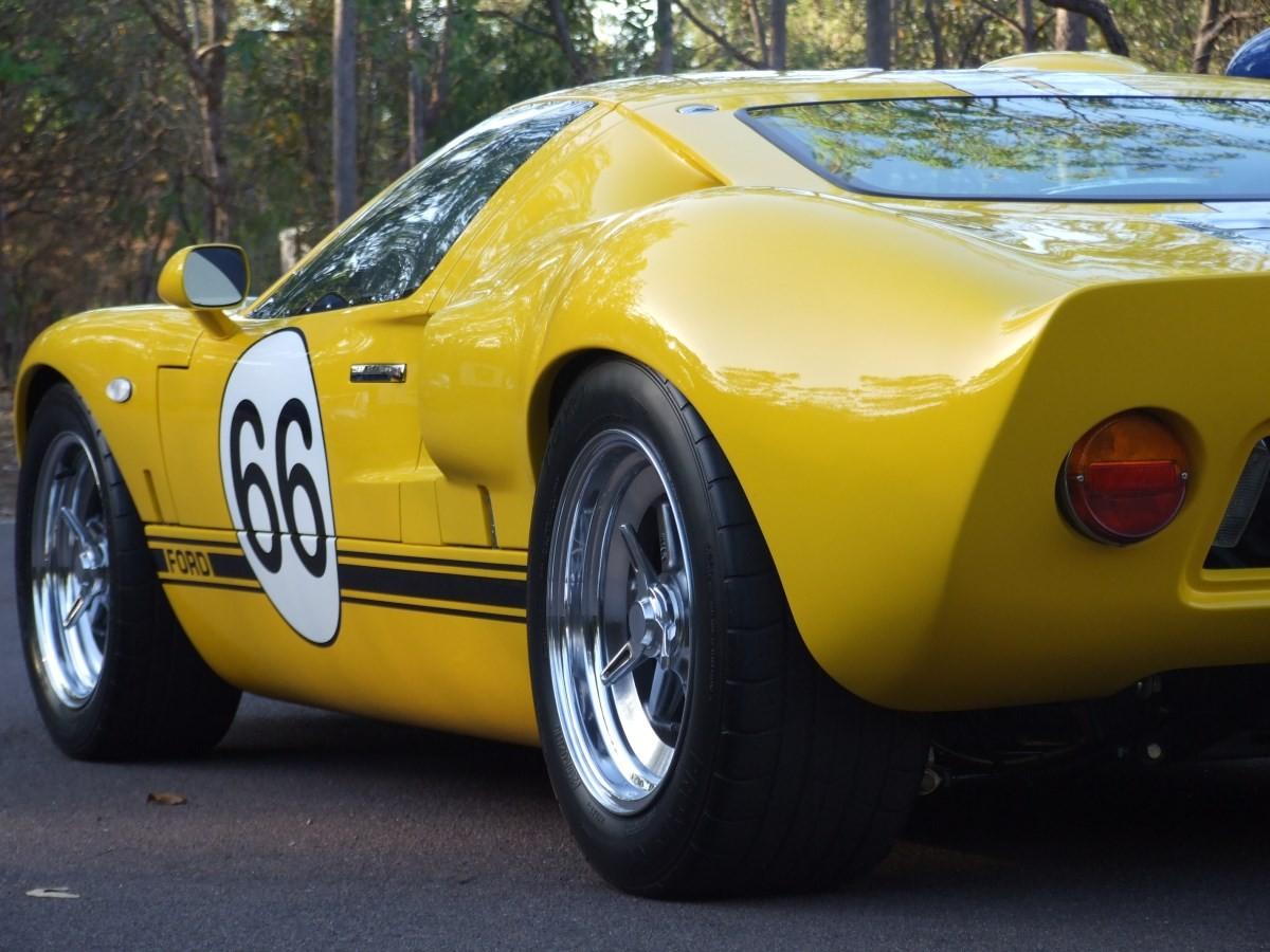 1966 Ford GT40 Replica