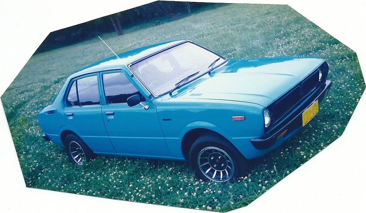 1976 Toyota Corolla