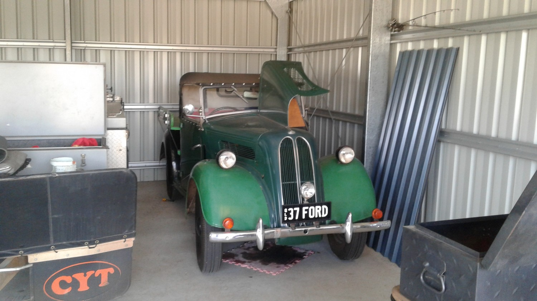 1937 Ford POPULAR