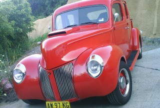 1939 Ford pick up