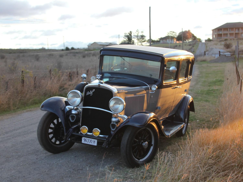 1930 De Soto CF8