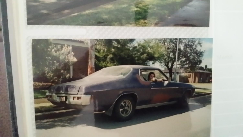 1971 Holden Hq ls monaro
