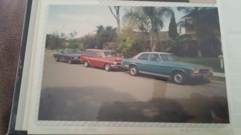 1974 Holden Hq premiere