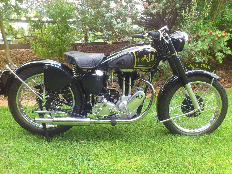 1948 KTM AJS 350 16M