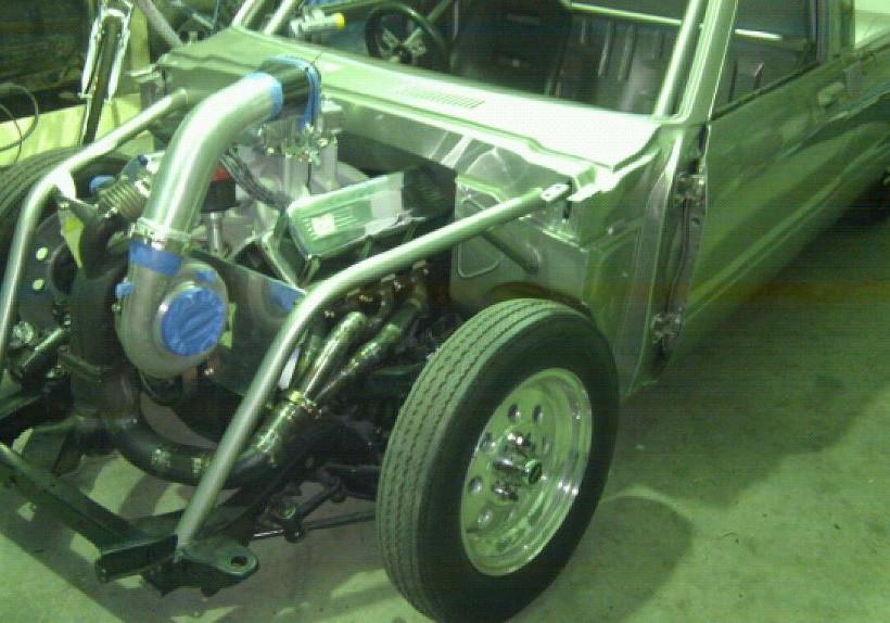 1982 Toyota HILUX SR5