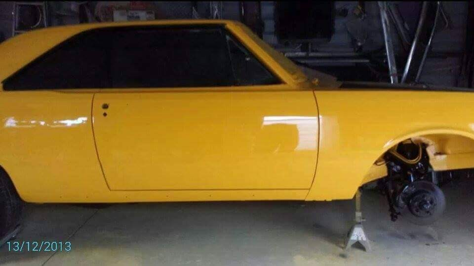 1971 Chrysler Valiant Regal hardtop