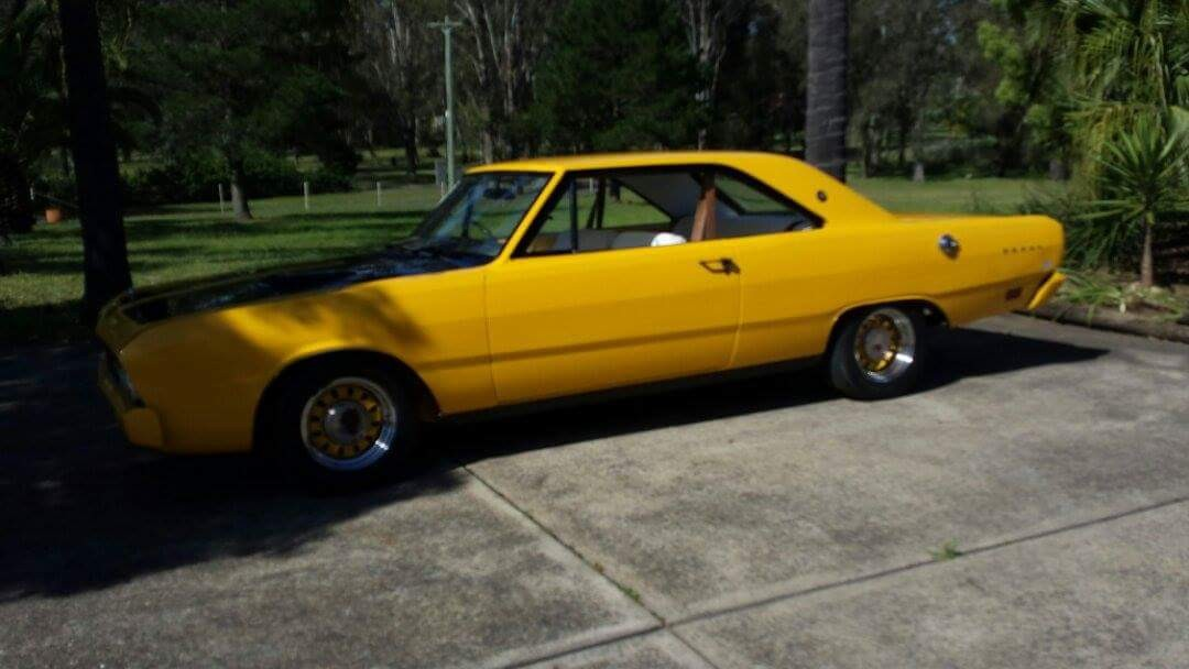 1971 Chrysler Valiant Regal hardtop