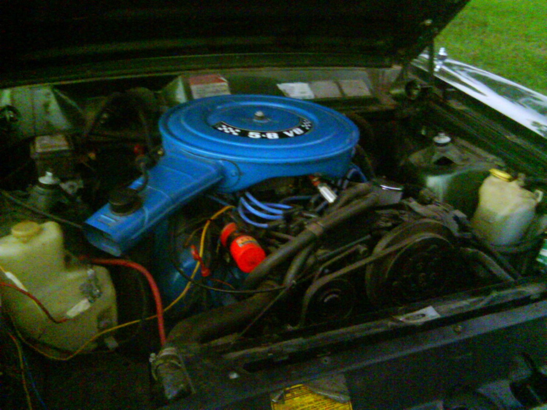1976 Ford P6 LTD