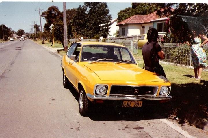 1973 Holden TORANA GTR