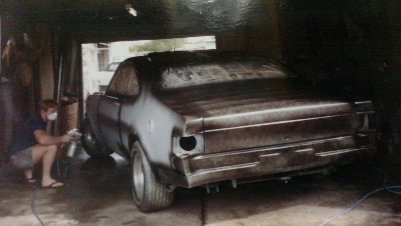 1970 Holden MONARO GTS