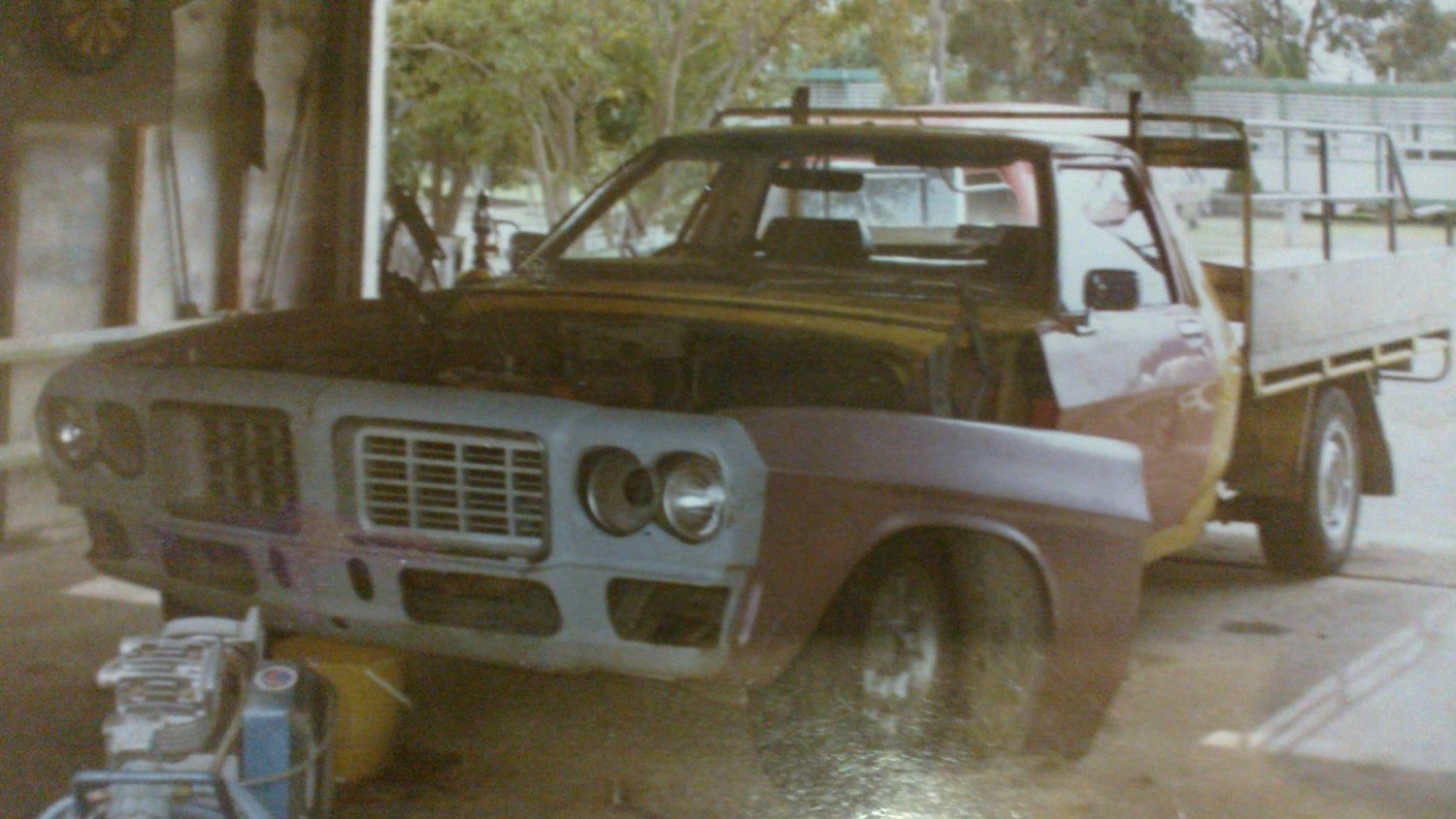 1972 Holden One tonner