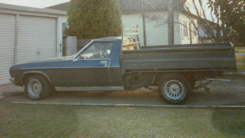 1972 Holden One tonner