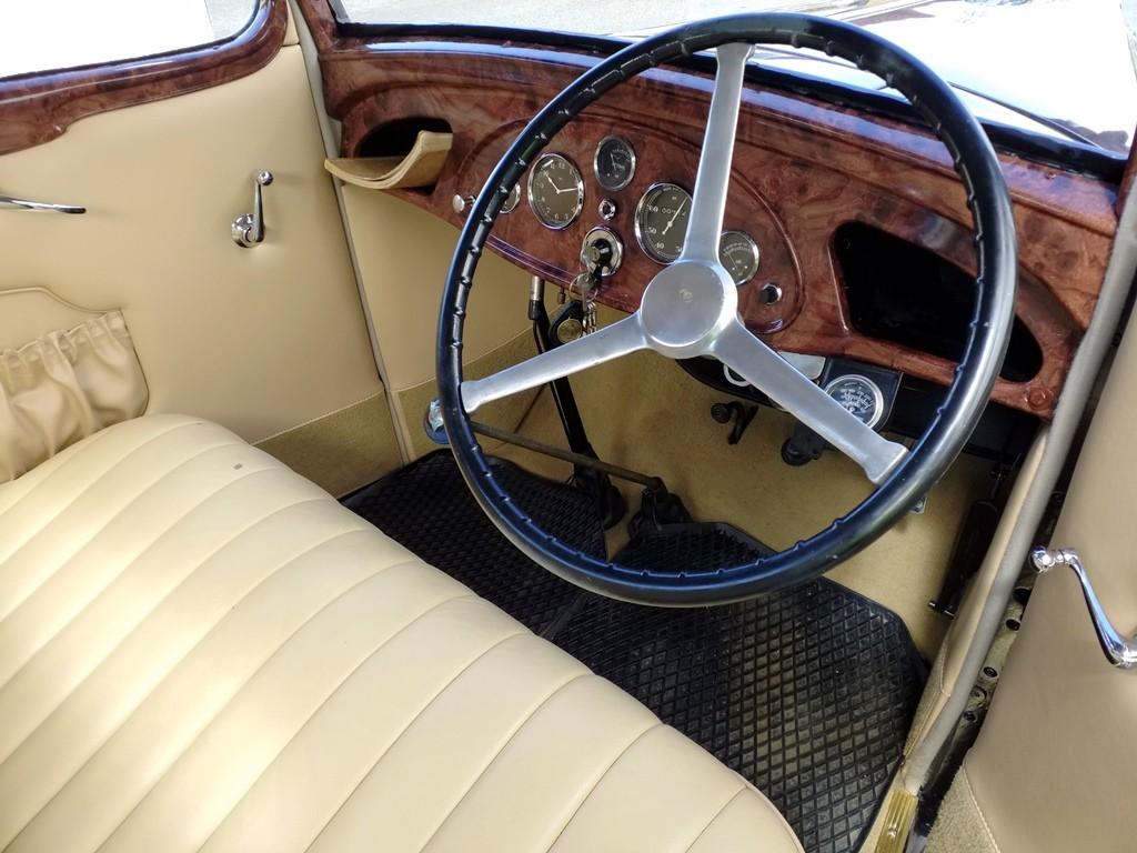 1934 Vauxhall ASX