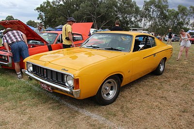1974 Chrysler CHARGER 770