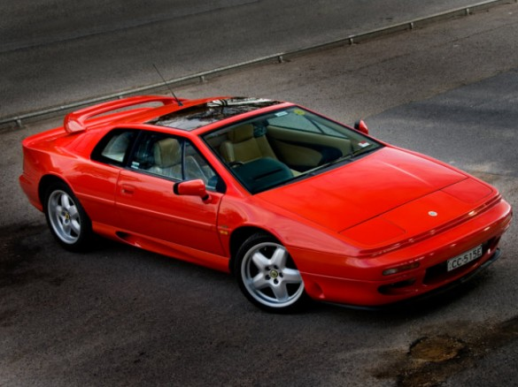 1994 Lotus Esprit S4 S4simon Shannons Club