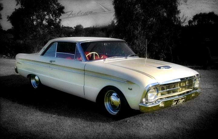 1964 Ford Falcon XM Futura