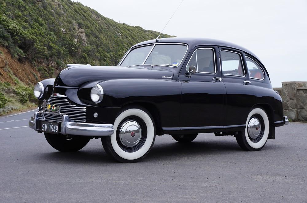 1949 Standard Vanguard Series 1