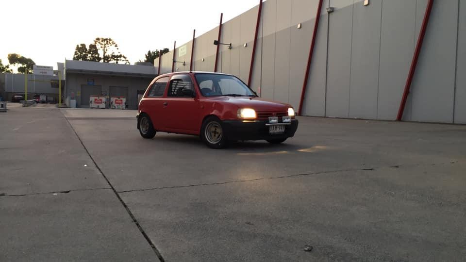 1996 Nissan MICRA