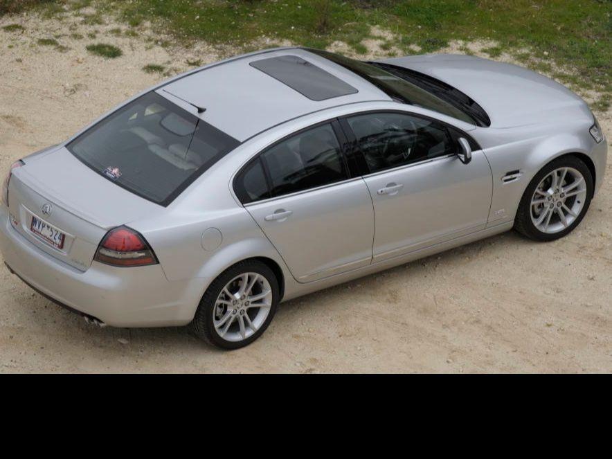 2008 Holden CALAIS V 60TH ANNIVERSARY
