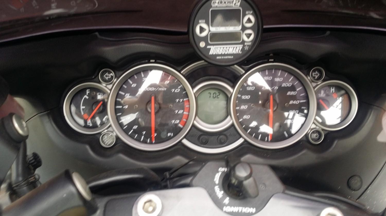 2010 Suzuki 1340cc GSX1300RZ (HAYABUSA)