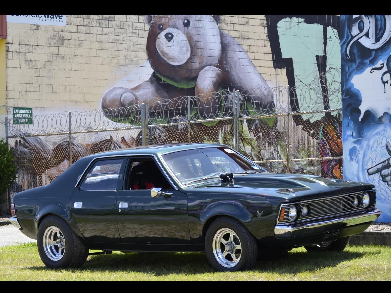 1971 Rambler sst Hornet