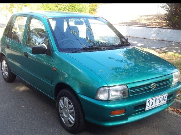 1995 Suzuki ALTO HATCH