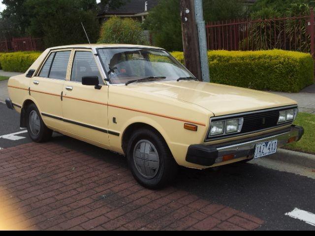 1980 Datsun stanza